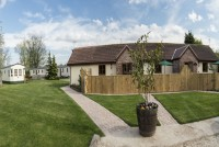 Fox / Otter Cottage Setting - Barmston Farm Holiday Park