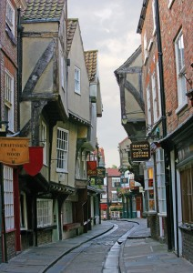Days out in York - The Shambles, York