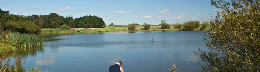Fishing at Barmston Farm Holiday Park